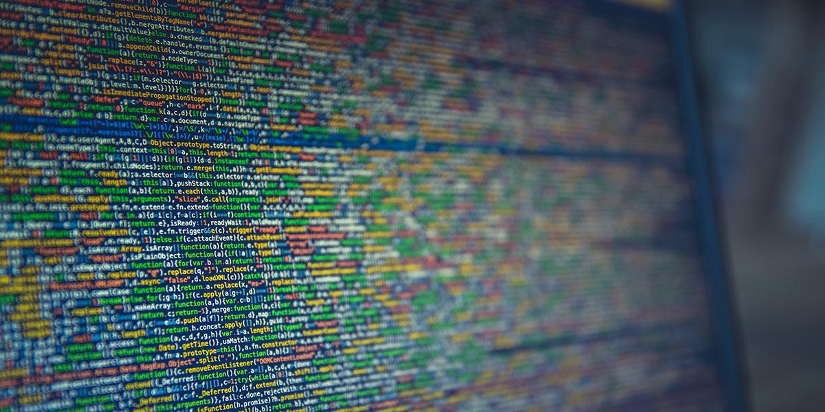 Der Code, aus dem die Websites aufgebaut sind.