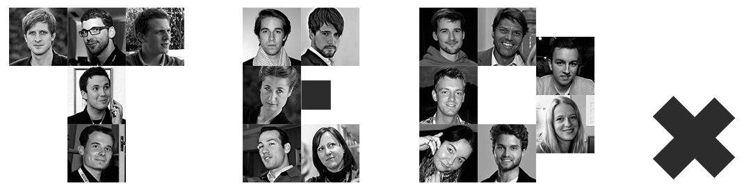 Das heurige TEDxKlagenfurt-Team.