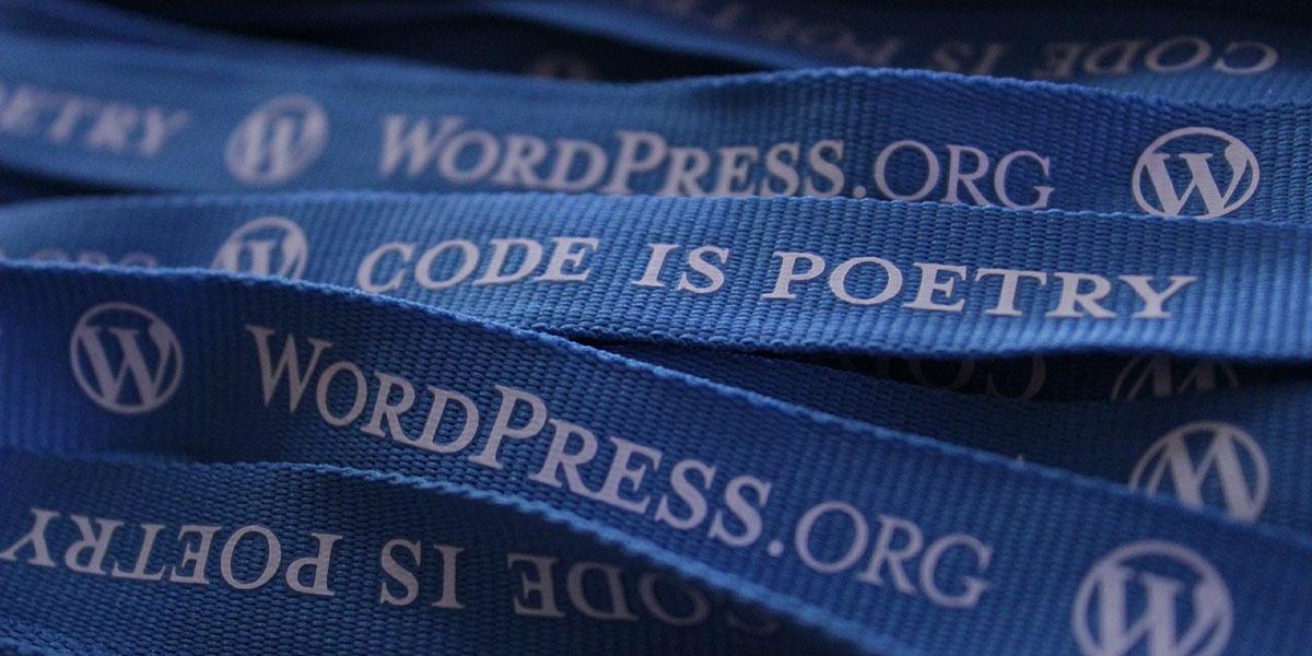 Wordpress ist das am weitesten verbreitetste CMS-System mit dessen Hilfe die Daten ins weltweite Netzwerk geschickt werden.